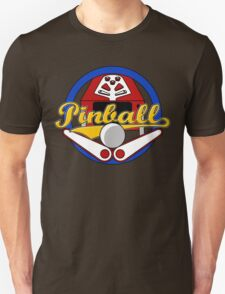 Pinball Logo T-Shirt