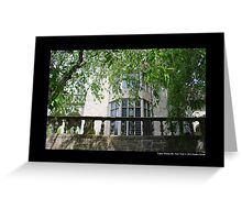 Coe Hall Historic House Museum - Upper Brookville, New York Greeting Card