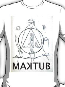 MAKTUB - The Alchemist  T-Shirt