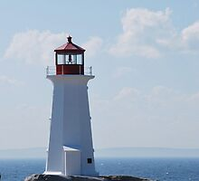 Peggy's Cove by pictureit