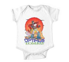 Optimus Prime Zombie One Piece - Short Sleeve