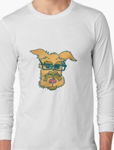 Mack The Cool Nerd Dog T-Shirt