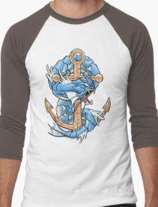 Dragon Rage Men's Baseball ¾ T-Shirt