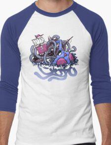 A Cruel Fate Men's Baseball ¾ T-Shirt