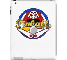 Pinball Logo iPad Case/Skin