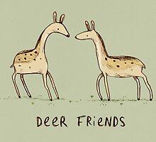 Dear Friends by Sophie Corrigan