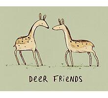 Dear Friends Photographic Print