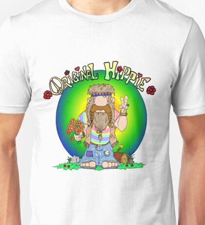 The Original Hippie Unisex T-Shirt