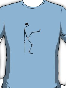 silly sticky walk T-Shirt