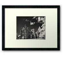 Southwell Minster Framed Print