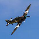 Hawker Hurricane IIc PZ865 EC-S by Colin Smedley