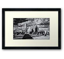 Embleton Church Framed Print