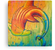 The Universal Hammerhead  Canvas Print