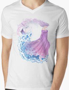 The Last Unicorn Mens V-Neck T-Shirt