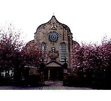 Canongate Kirk, on Edinburgh's Royal Mile #2 Photographic Print