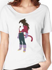 Vegeta SSJ4 Women's Relaxed Fit T-Shirt