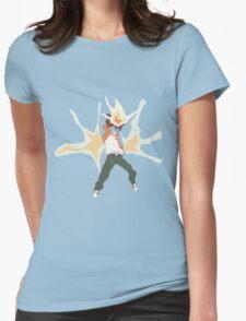 Tsunayoshi Womens Fitted T-Shirt
