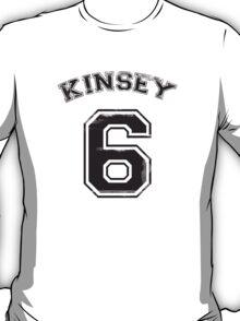 Kinsey 6 Shirt (to benefit IYG) T-Shirt
