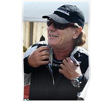 Brian Johnson in Masters Historic Festival  Poster