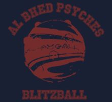 Al Bhed Psyches Blitzball Shirt by GeordanUK