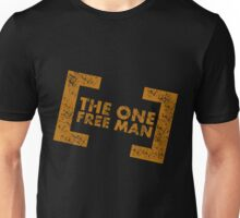 The One Free Man Unisex T-Shirt