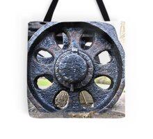 Cannon Wheel Tote Bag