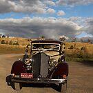The Wedding Car by Sally Haldane