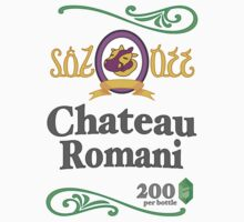 Chateau Romani (Light Shirt) Kids Clothes