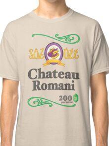 Chateau Romani (Light Shirt) Classic T-Shirt