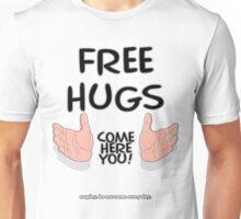 FREE HUGS!!! Unisex T-Shirt