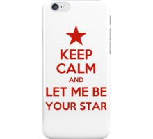 Let Me Be Your Star - SMASH/Bombshell iPhone Case/Skin
