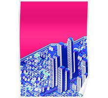 CityGlitch01 Poster