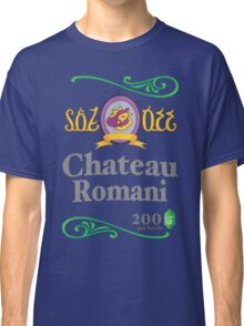 Chateau Romani (Dark Shirt) Classic T-Shirt