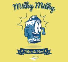 Milky Milky Kids Tee