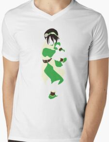 Toph Mens V-Neck T-Shirt