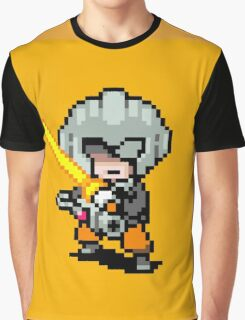 The Masked Man - Mother 3 Graphic T-Shirt