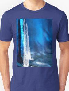 Blue Abstract Tee #2 T-Shirt