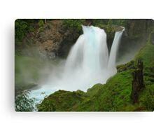 Sahalie Falls, Oregon Canvas Print