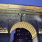 Washington Arch by Andrew Connor Smith