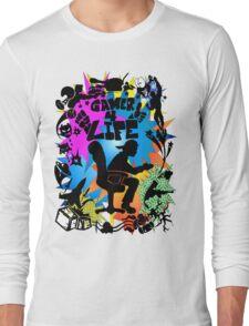 Gamer 4 Life Long Sleeve T-Shirt