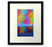 Drop - 10 Framed Print
