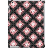 Black, Grey and Pink Retro Pattern iPad Case iPad Case/Skin