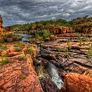 Manning Gorge - Kimberley WA by Ian English