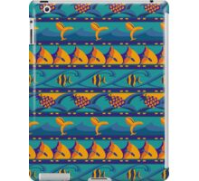 Bright Ocean Patterns on iPad Case iPad Case/Skin