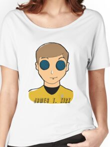 The Enterprise Crew - Kirk Women's Relaxed Fit T-Shirt