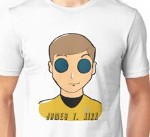 The Enterprise Crew - Kirk Unisex T-Shirt