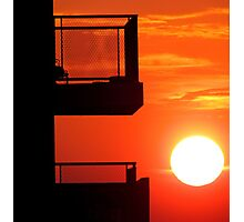 New York City Sunset Photographic Print