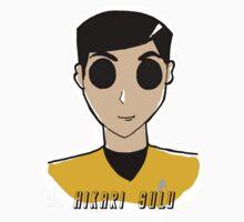 The Enterprise Crew - Sulu by noviesurya