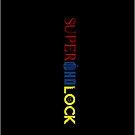 SuperWhoLock iPhone Case 2 by rycbar321