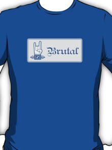 Brutal Button T-Shirt